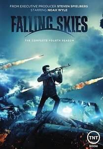 Falling Skies: The Complete Fourth Season 4 (DVD, 2015, 3-Disc Set)