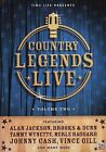 Country Legends Live - Volume 2 (DVD, 2005)