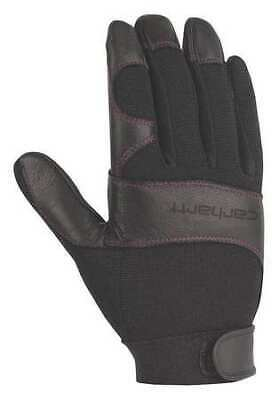 Carhartt Wa659-blkrst Small Blackrose Elastic Cuff Mechanics Gloves