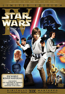 Star Wars Episode Iv: A New Hope (Limited Edition) 1