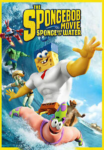 Spongebob Movie: Sponge Out Of Water 1