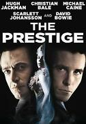 The Prestige DVD