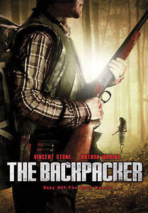 THE-BACKPACKER-DVD-2014-New-Disc-and-Cover-art-NO-CASE
