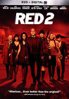 RED 2 (DVD, 2013, Includes Digital Copy; UltraViolet)