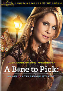 A Bone to Pick: An Aurora Teagarden Mystery (DVD, 2016)