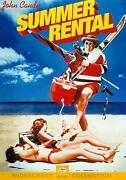 Summer Rental DVD