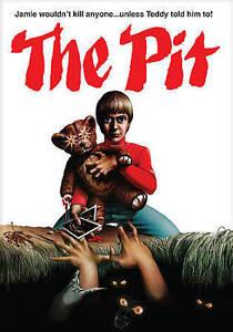 THE PIT (2016 DVD) 1981 SAMMY SNYDER JEANNIE ELIAS HORROR