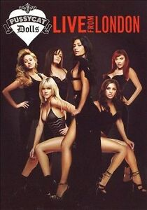 THE PUSSYCAT DOLLS PCD Live From London DVD BRAND NEW