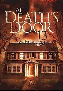 At death 39 s door 13 fright filled films dvd house on for 13 door haunted house