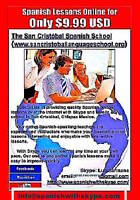 Spanish Lessons Online With Native teachers via Skype