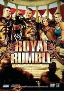 WWE Royal Rumble DVD