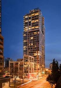 Yaletown 1 bed + den @ The Maddox by Award winning Cressey