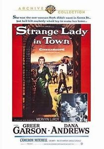 Strange-Lady-In-Town-New-DVD-Mitchell-Cameron-Andrews-Dana