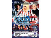 COUNTRY SUPERSTARS EXPERIENCE, THE PLACE TELFORD