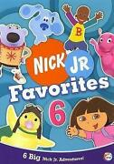 Nick Jr DVD