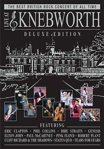 NEW Live at Knebworth (DVD)