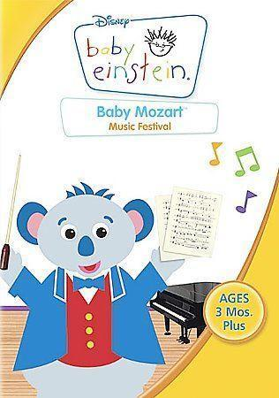 Baby Einstein Baby Mozart: DVDs & Movies | eBay
