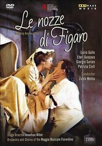 USED (LN) Mozart: Le Nozze Di Figaro (2013) (DVD)