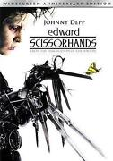 Edward Scissorhands DVD