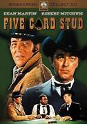 Five Card Stud DVD