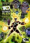 Ben 10 Ultimate Alien DVD