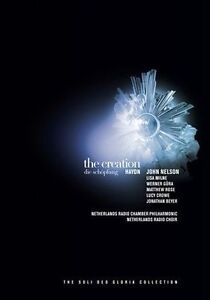 USED (VG) Haydn: The Creation - The Soli Deo Gloria Collection (2011) (DVD)