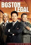 Boston Legal Season 1-5