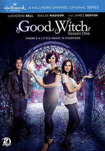 GOOD-WITCH-SEASON-1-DVD-TV-SERIES-2-disc-set-NEW-CATHERINE-BELL
