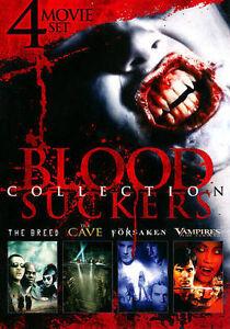 4 films horror collectors set sons
