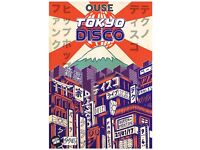 OUSE presents: Tokyo Disco I London