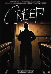 Creep (DVD, 2016) Brand New Sealed FREE SHIPPING!!