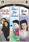 Elizabeth Taylor - Hollywood Legends - Life With Father/Father's Little Dividend/The Last Time I Saw Paris (DVD, 2004)