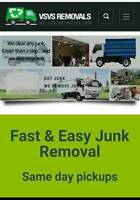 JUNK REMOVAL AND GARBAGE PICK UP