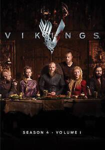 Vikings: Season 4 - Vol. 1 (DVD, 2016, 3-Disc Set)  New