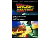 Back to the Future - Open Air Movie Screening @ The Beach Brent Cross