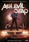 Evil Dead DVDs