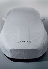 Genuine Jaguar F-Type Coupe Indoor Cover