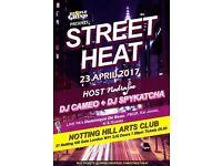 STREET HEAT: NADIA JAE, DJ CAMEO, DJ SPYKATCHA