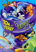 Tom and Jerry Wizard of oz DVD