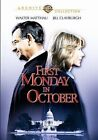 First Monday in October (DVD, 2013)