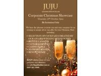 JuJu Chelsea Christmas Showcase