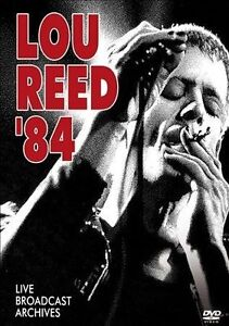 NEW Reed, Lou - '84: Broadcast Archives (DVD)