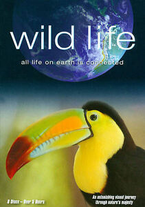 Wildlife  - All on Earth is Connected DVD Box Set - NEW
