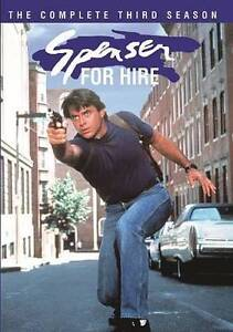 SPENSER FOR HIRE: THIRD SEASON THREE (5-DISC SET) NEW FREE SHIPPING