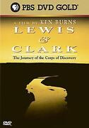 Lewis and Clark DVD