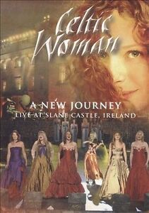 NEW Celtic Woman: A New Journey--Live at Slane Castle (DVD)