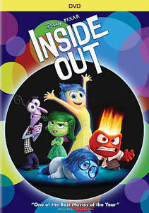 Inside Out DVD 2015 slight artwork cut on binding - Cookeville, Tennessee, United States - Inside Out DVD 2015 slight artwork cut on binding - Cookeville, Tennessee, United States