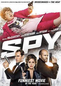 Spy (DVD, 2015)