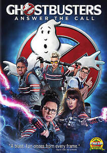 Ghostbusters (2016) BRAND NEW* Action, Comedy, Fantasy* BRAND NEW SEALED