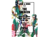 THE SHEBEEN FUNK SOUL AFROBEAT